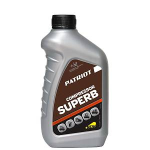 Масло PATRIOT COMPRESSOR OIL GTD 250/VG 100 0,946л.